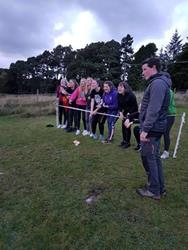 Click to view album: Team Building in Kippure Adventure Centre