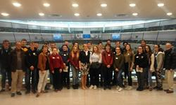Click to view album: Sophie Williams in the European Parliament