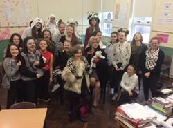 Click to view album: Literary Fancy Dress Day