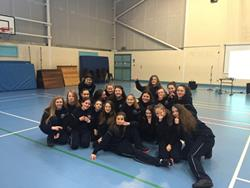 Click to view album: 1st year Dance Groups