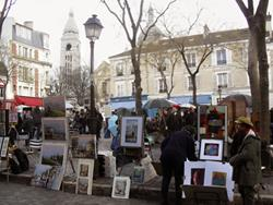 Click to view album: Montmartre 2016