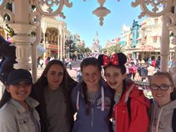 Click to view album: Disneyland 2016