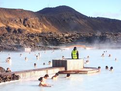 Click to view album: The Blue Lagoon